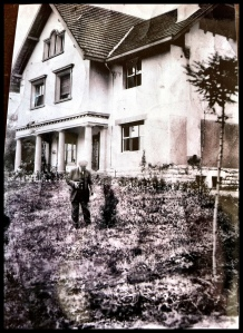 Daniel Berjano en Villa Victoria San Sebastian 1930